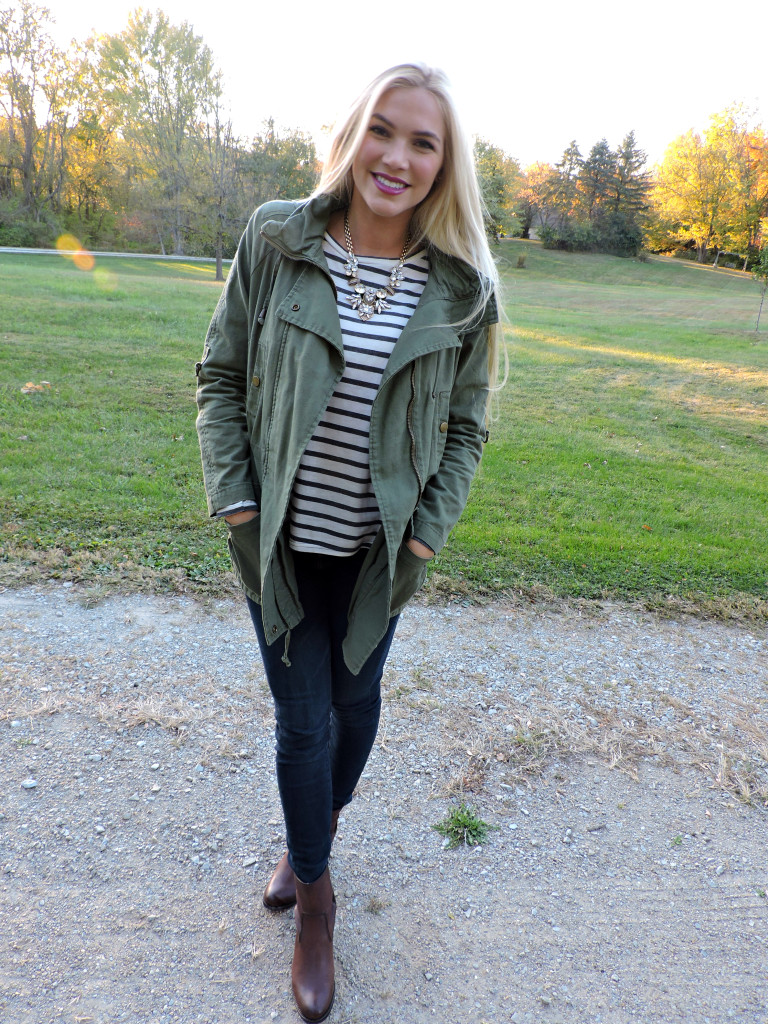 Jacket & Stripes 2