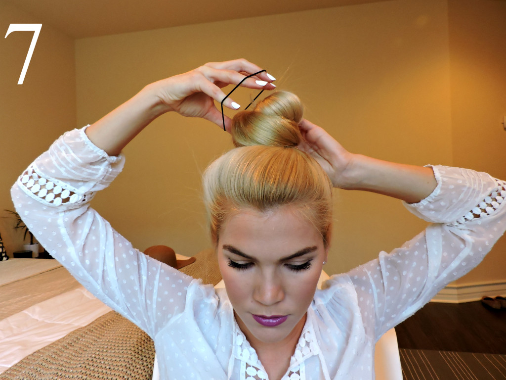 Top Knot 7