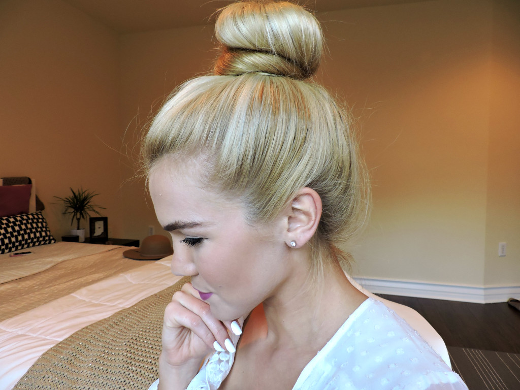 Top Knot 9