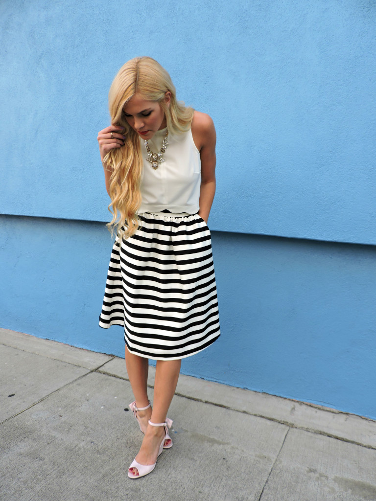 Striped Skirt 3