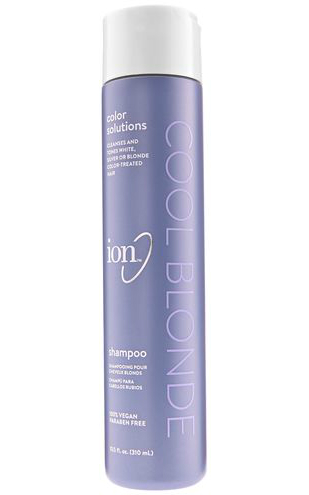 Ion Cool Blonde Shampoo