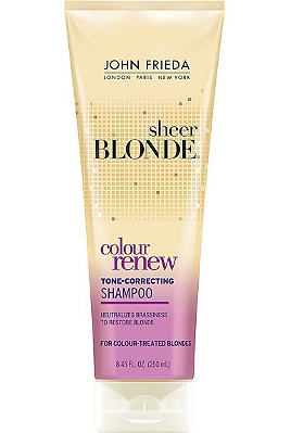 John Frieda Sheer Blonde Color Renew